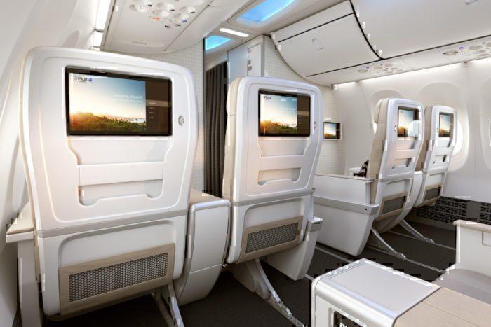 fiji air 737 max business ife