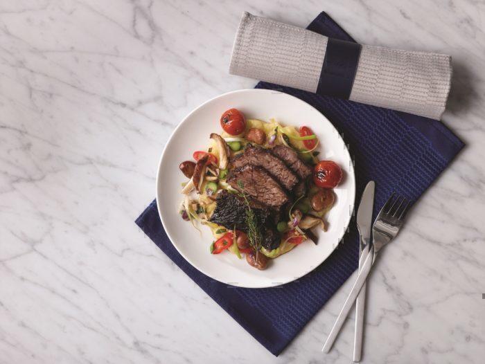 United Airlines Cookbook