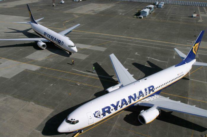 Ryanair Drunkness