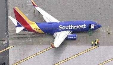 Southwest crash