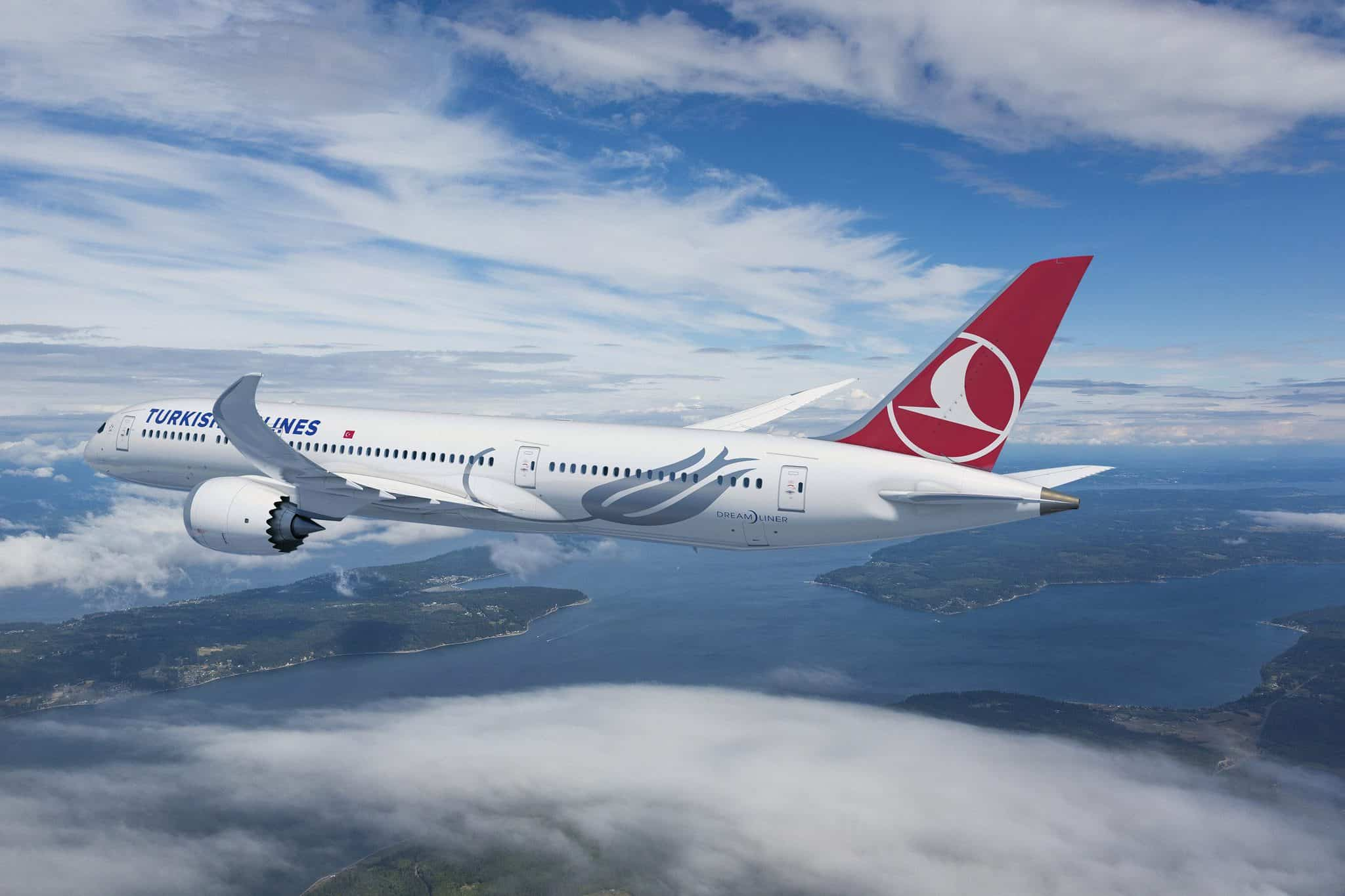 Turkish Airlines Announces A Triangle Flight To Mexcio City ...