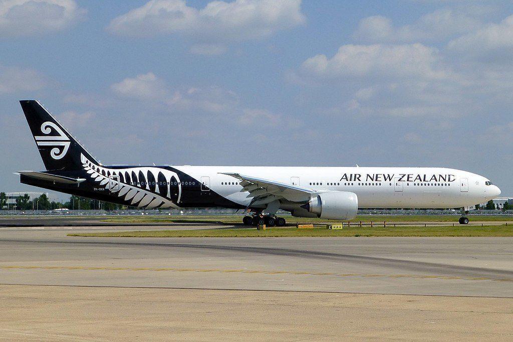 Flight Review Air New Zealand Premium Economy 777 300er