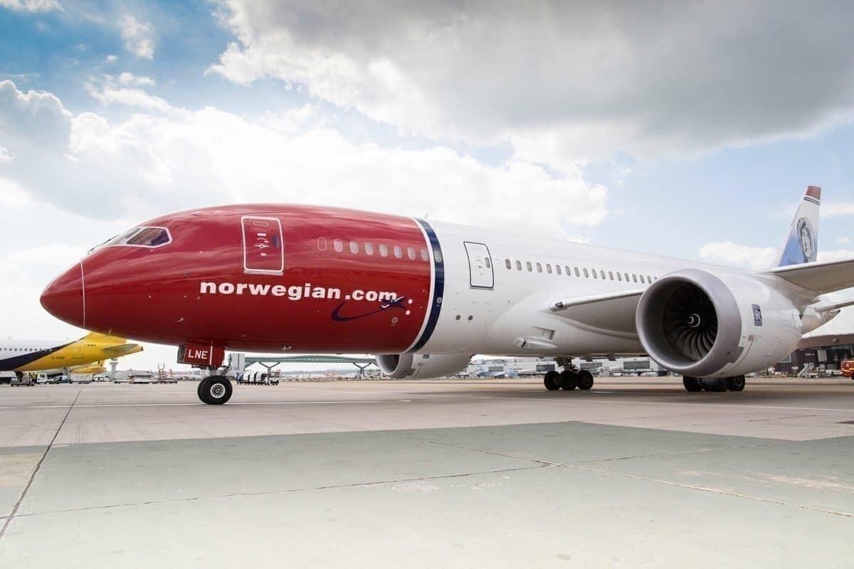 Norwegian Onboard Wifi