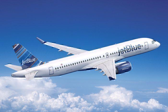 JetBlue A220