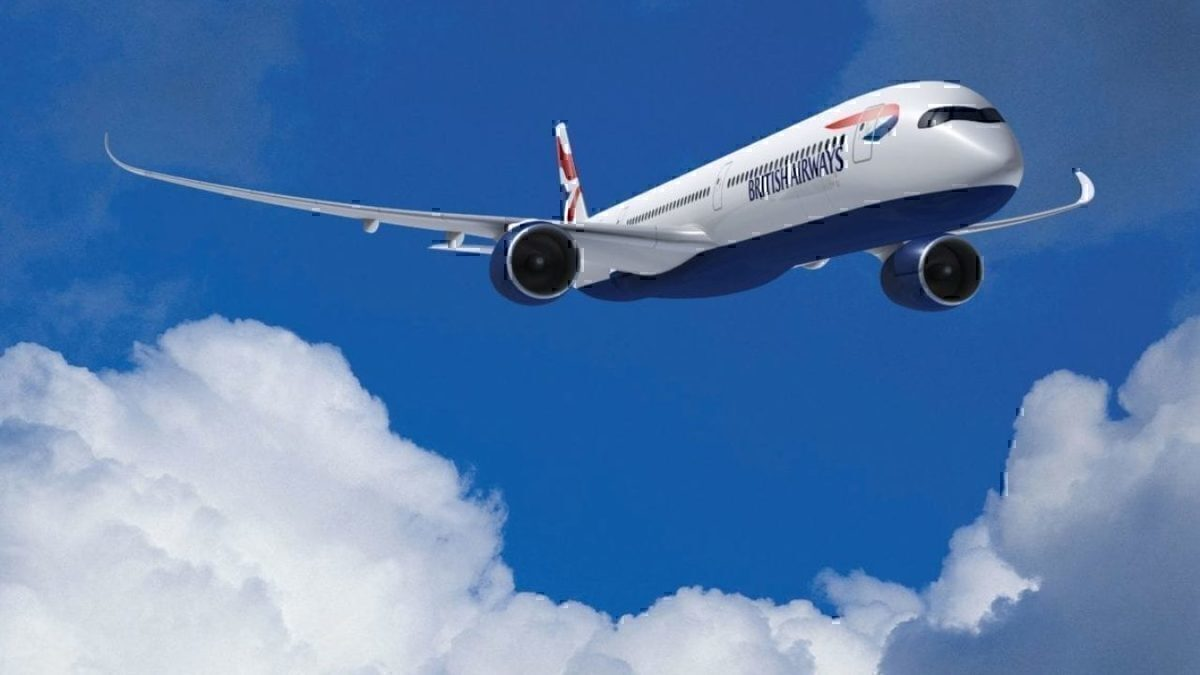 British Airways May Launch 'Business Class Suites' On Their
