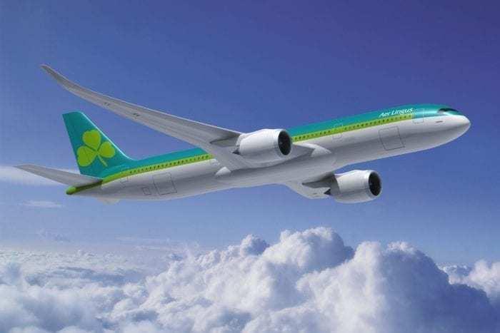 Aer Lingus New Livery