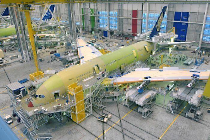 A380 factory