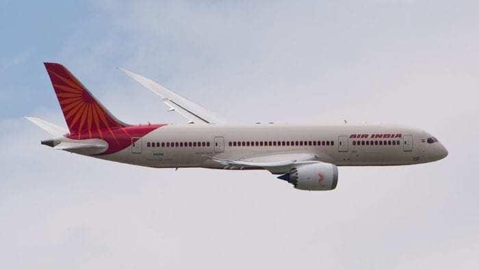 Air India Scraps Domestic 747 Flight Plan
