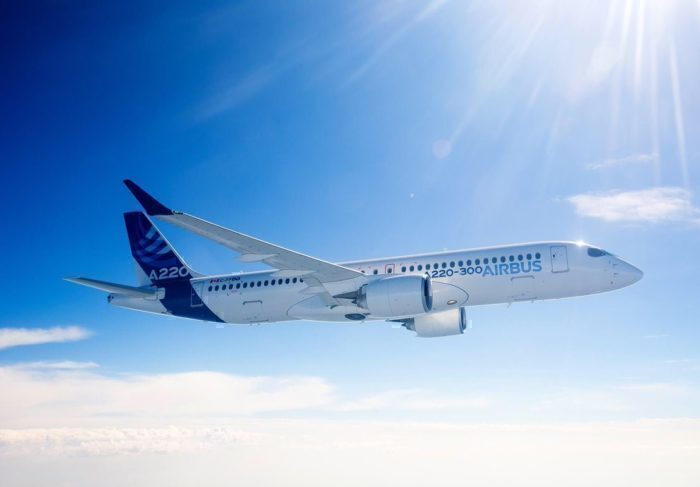 Airbus To Consider Building A Larger A220 Model - Simple Flying