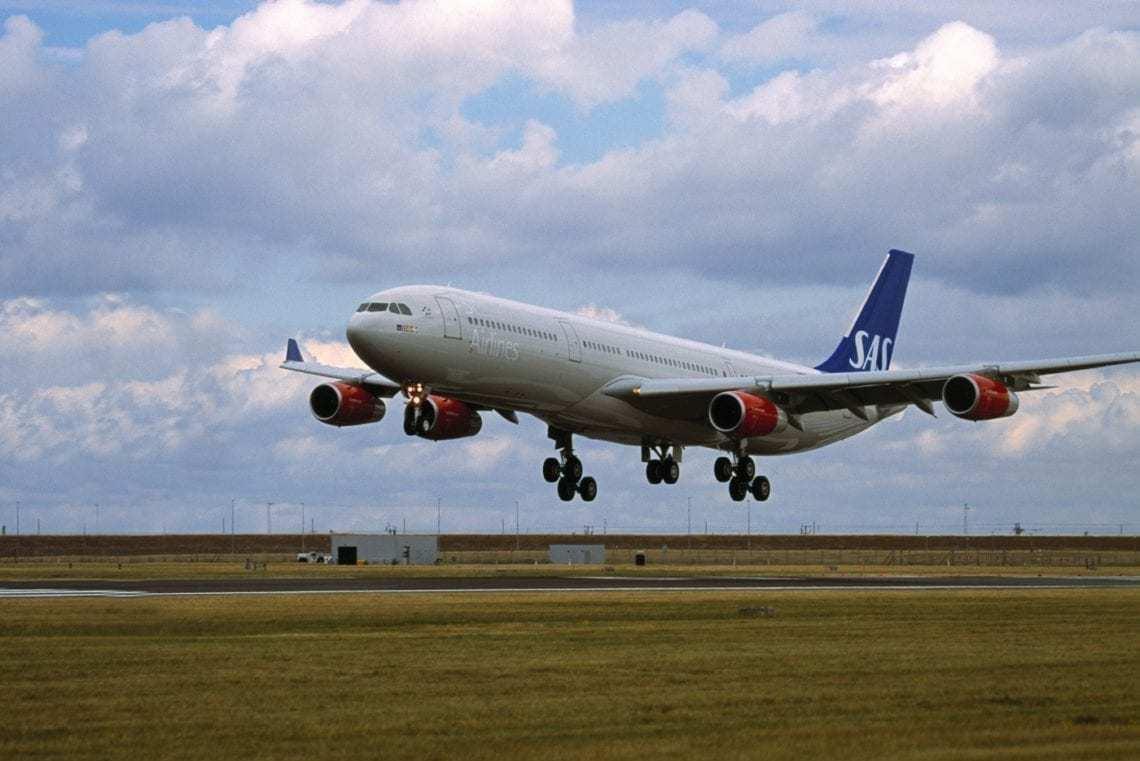 SAS A340 Astrid Viking