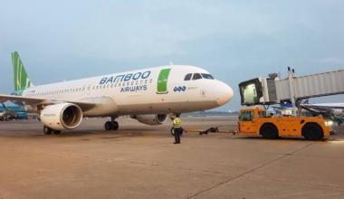 Bamboo Airways First Flight