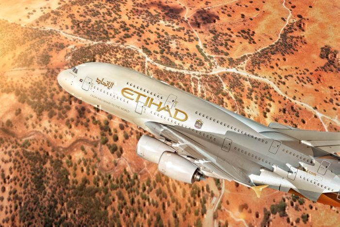 Etihad Slowly Laying Off Pilots Amid Financial Struggles