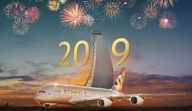 Etihad Happy New Year