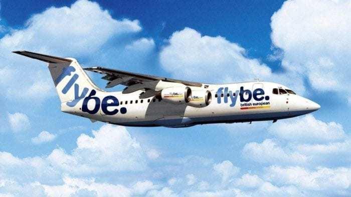 Flybe's Regional Jet