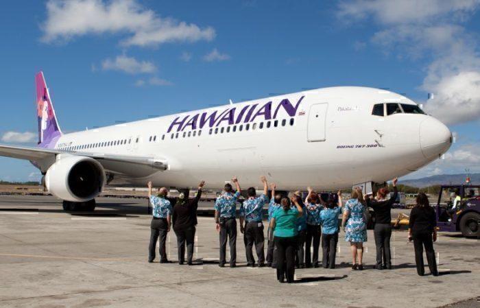 End Of An Era: Hawaiian Airlines Operates It's Final Boeing 767 Flight