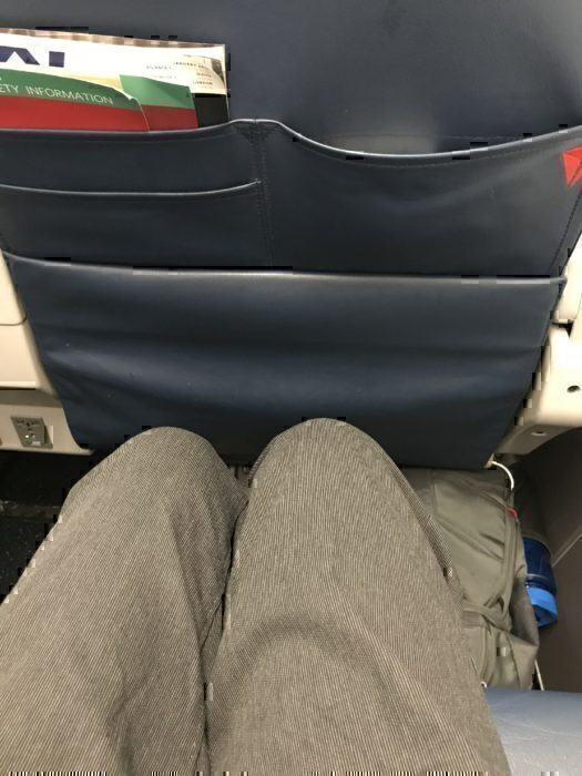 Flight Review Delta Airbus A321 First Class From San