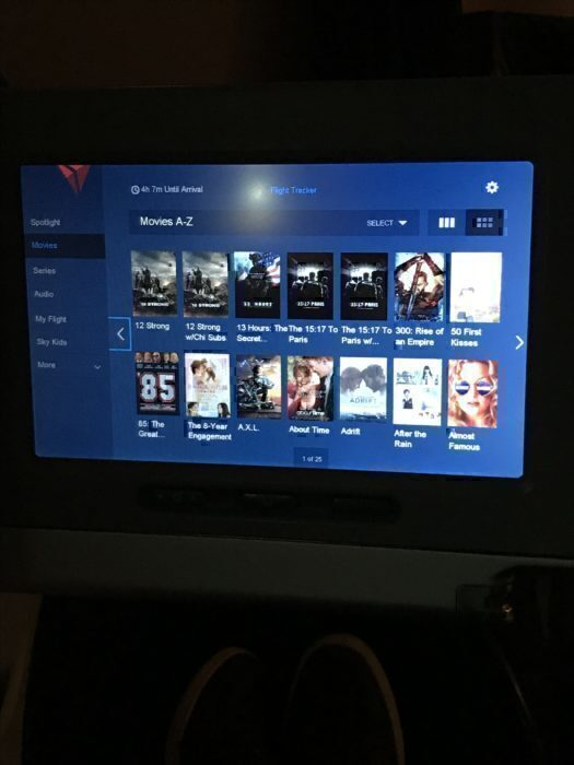 Flight Review: Delta One Herringbone 777 from Atlanta to Los Angeles