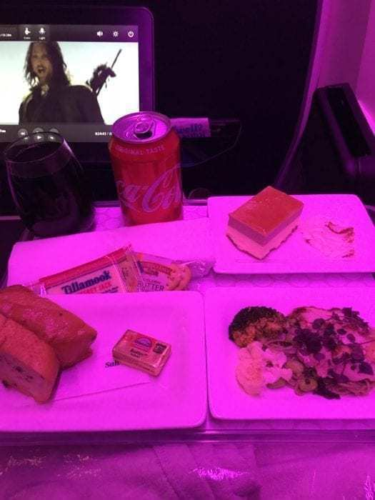 Flight Review: Air New Zealand Premium Economy 777-300ER from Los Angeles to Auckland
