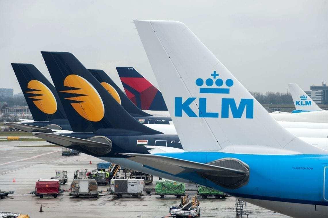 Amsterdam Slots Taken From Jet Airways - Simple Flying