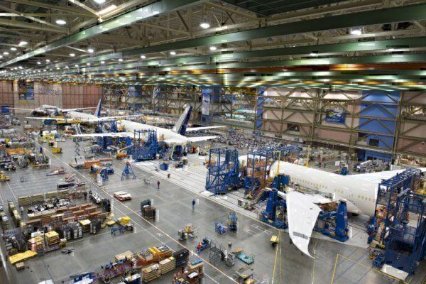 787 Factory at Everett