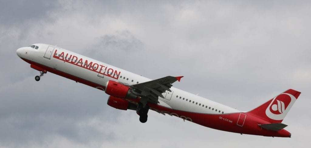 Laudamotion Airbus A321-200