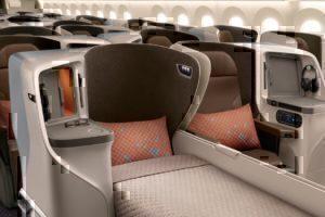 SIA Business Class 787-10