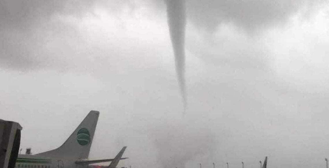 Tornado Antalya Airport