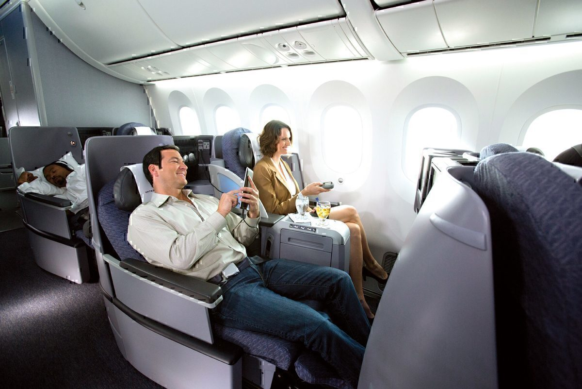 Could United Airlines Operate All Business Class Flights Across The  Atlantic  - Simple Flying dfef21ee18a19