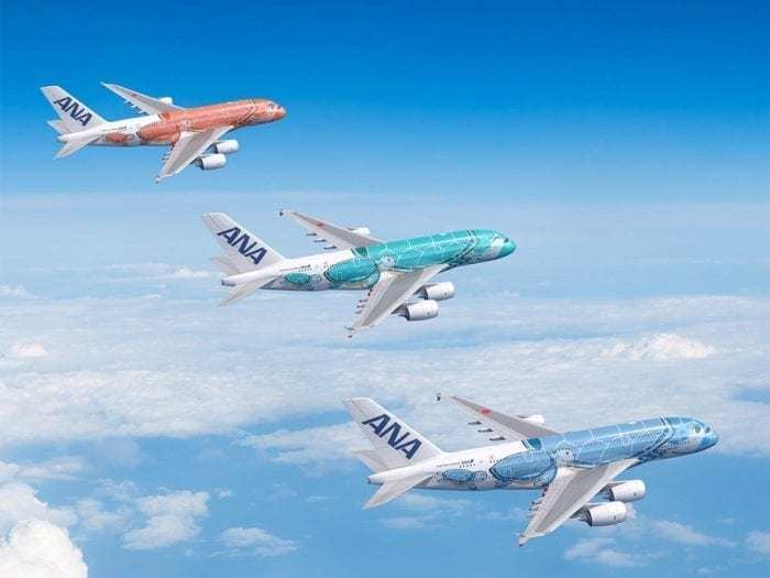 ANA Looks To Delay Delivery Of Final Airbus A380