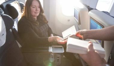 British Airways new World Traveller Plus