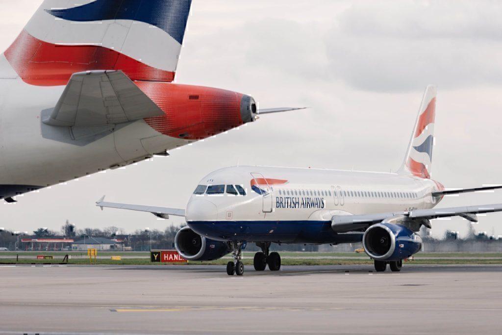 British Airways Economy