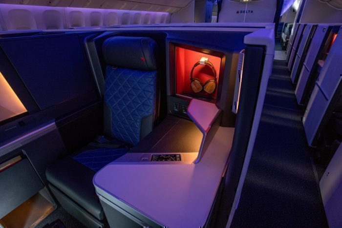 Early Debut For Delta Air Lines' Refurbished Boeing 767