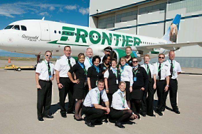 frontier crew