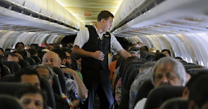 frontier flight attendant