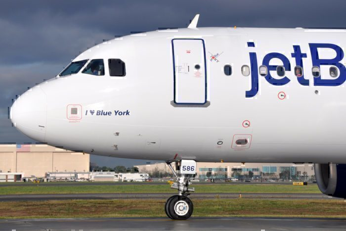 JetBlue London