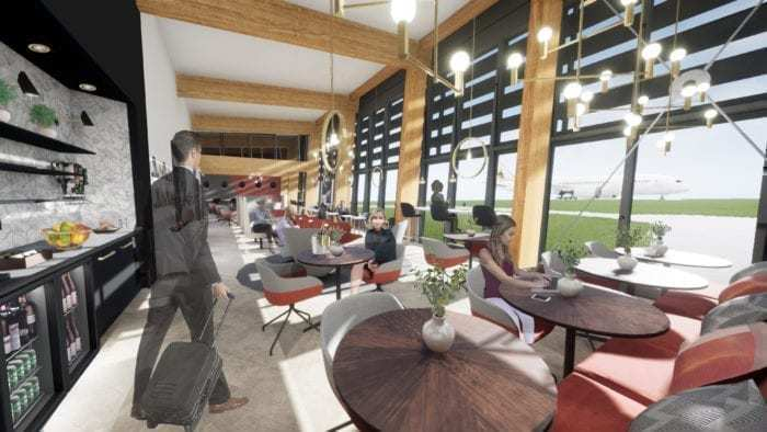 Manchester Airport Launching A Private Jet Style Terminal For