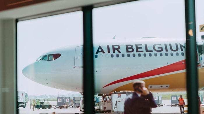 Air Belgium A340 Lease
