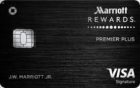 Marriott Rewards Premier Plus Credit Card