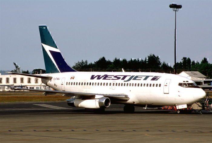 westjet 737-200