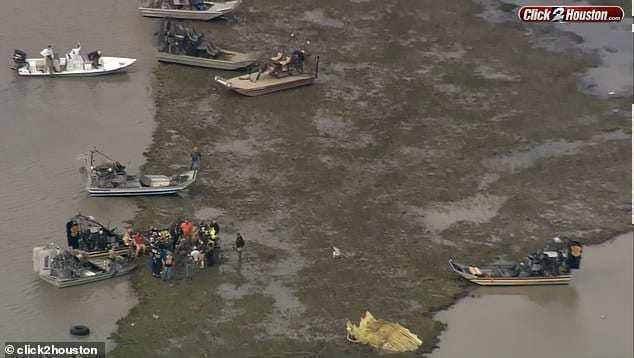 Amazon Boeing 767 Crashes In Texas