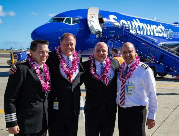 FAA Approve Southwest Hawaii Boeing 737 Test Flights