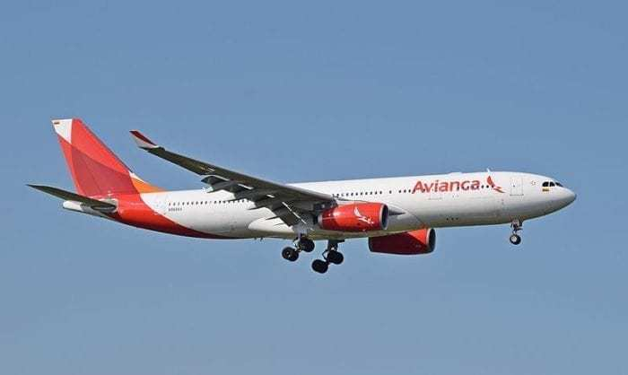 Avianca A330 Encounters Extreme Turbulence Over The Andes – 23 Injured