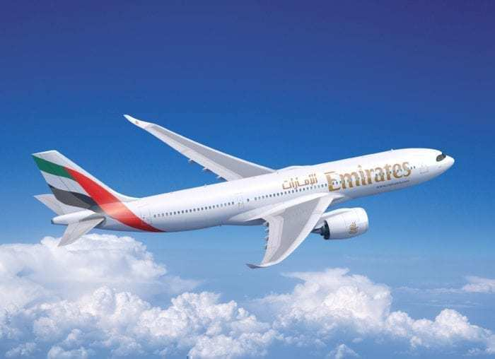 Emirates Order 40 A330neos and 30 Airbus A350's In Huge
