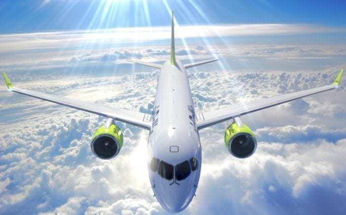 Air Baltic A220