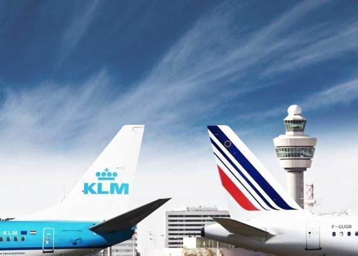 Air France-KLM In Discussions Over Government Assistance