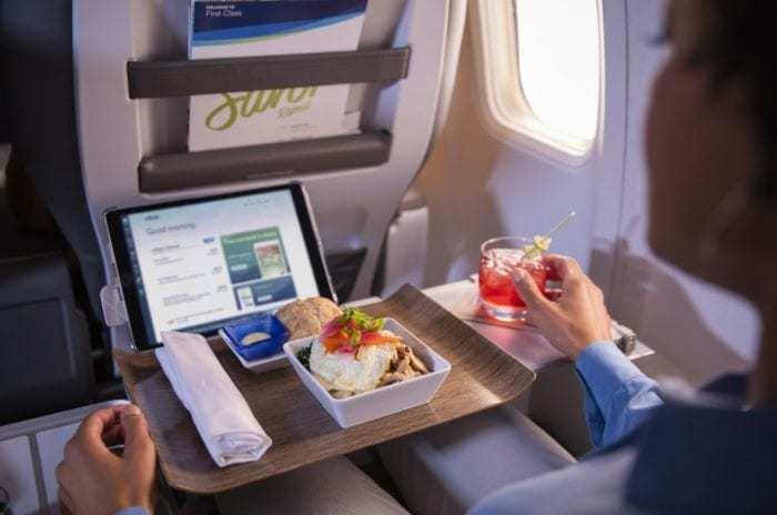 Alaska Airlines Food and Beverage