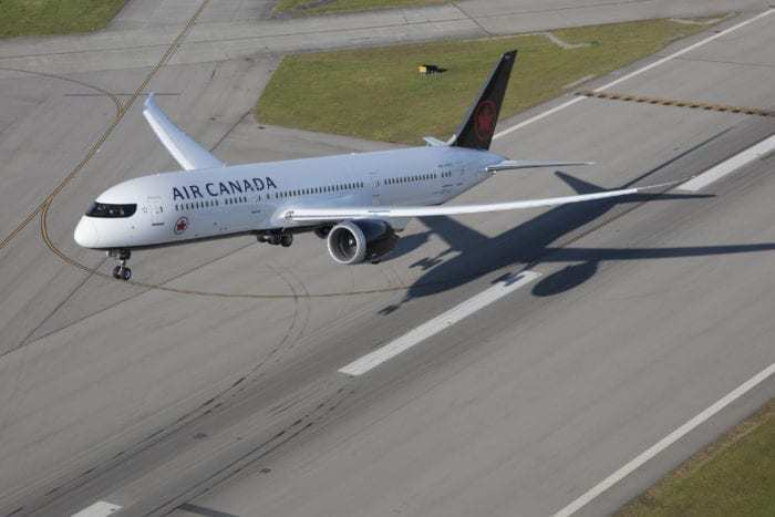 Air Canada Compensation