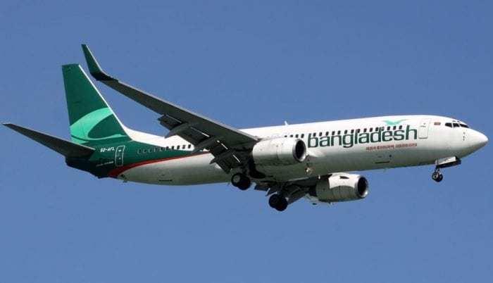 Biman Boeing 737-800