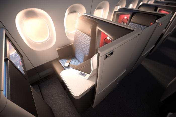 Delta Leaks A330-900neo Seat Map