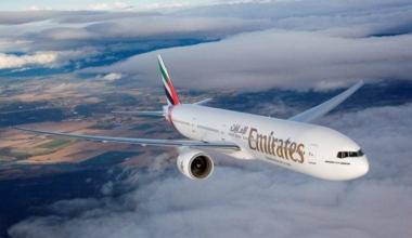 Emirates Porto Flights